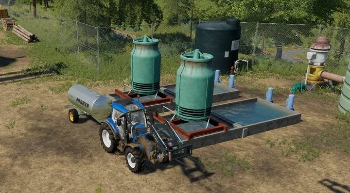 Where to get water | Husbandry in Farming Simulator 19