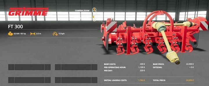 Harvesters and headers available in Farming Simulator 19 - Farming