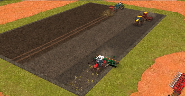 Farming and fertilizing | For Beginners - Farming Simulator
