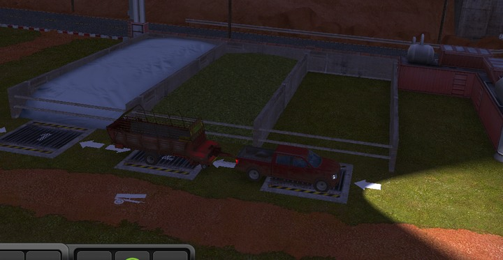 One silos can only store one type of crops - Grass, straw, silage | For Beginners - For Beginners - Farming Simulator 18 Game Guide