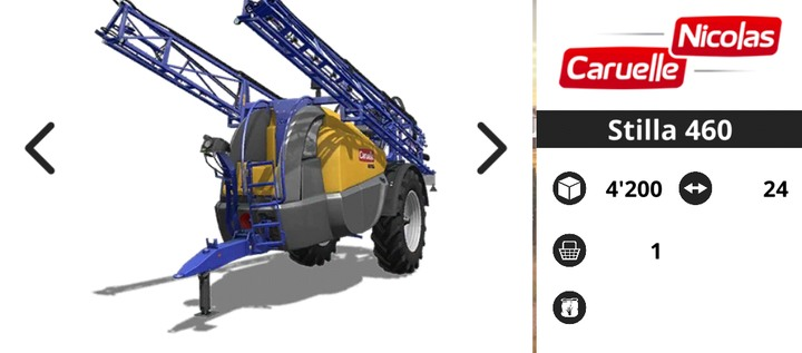 Sadly, the best fertilizing vehicle uses artificial fertilizer - Agricultural machinery | Machines - Machines - Farming Simulator 18 Game Guide