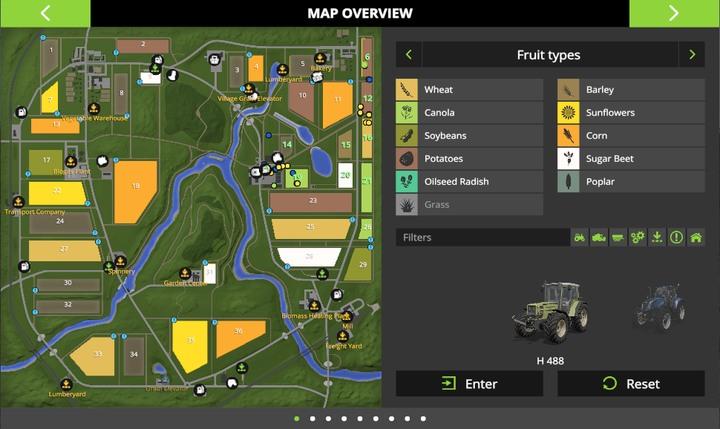 menu and monitoring farming simulator 17 game guide gamepressure com ipad air beginners guide ipad beginners guide