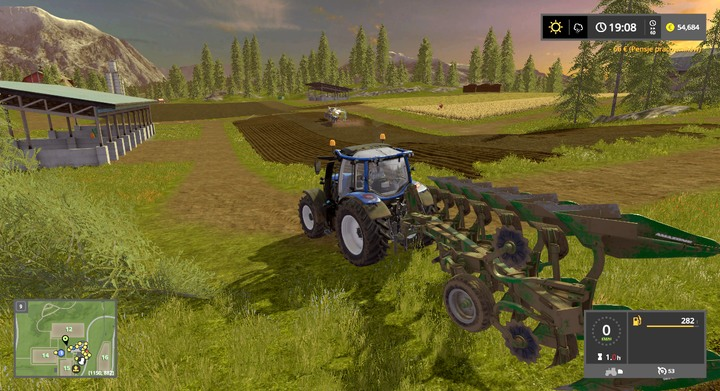 Creating and Connecting Lots - Farming Simulator 17 Game