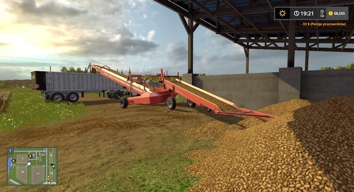 Tuberous Plants - Farming Simulator 17 Game Guide