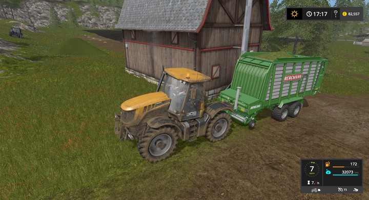Grass, Hay and Ensilage - Farming Simulator 17 Game Guide