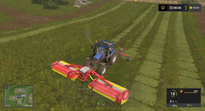 Growth Stages (Farming Simulator 2013)
