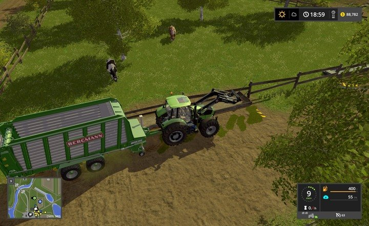 Animal husbandry step-by-step - Farming Simulator 17 Game Guide