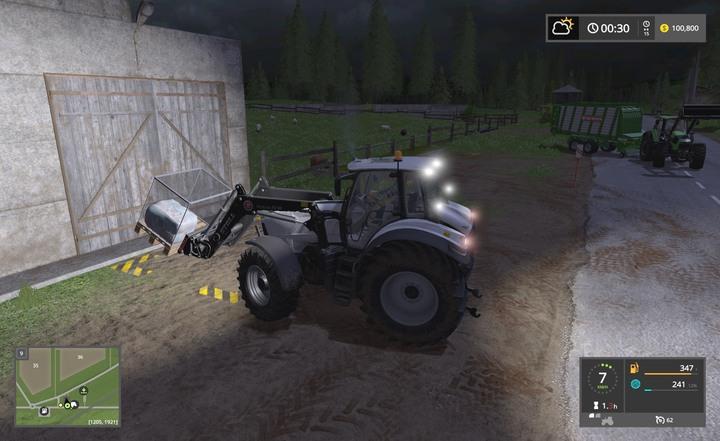 Summary and profitability | Animal husbandry - Farming Simulator 17