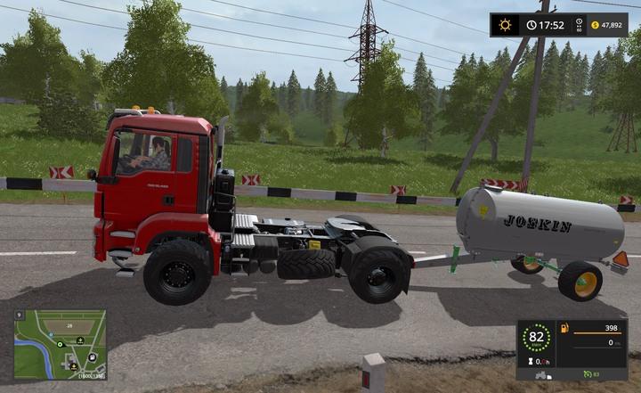 Tractors, harvesters, trucks | Descriptions of equipment - Farming