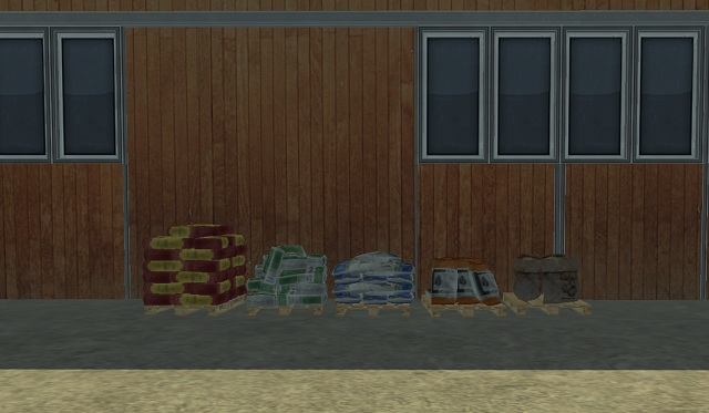 Seed station. - Locations and buildings - The basics - Farming Simulator 2013 - Game Guide and Walkthrough