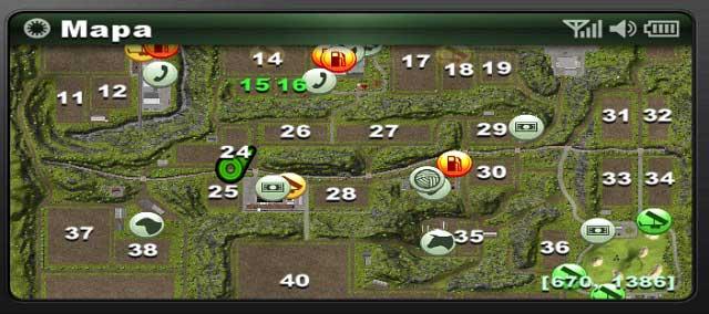 Options, maps, PDA | The basics - Farming Simulator 2013 Game Guide ...