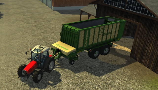 Producting Straw and Straw Bales - Farming Simulator 16