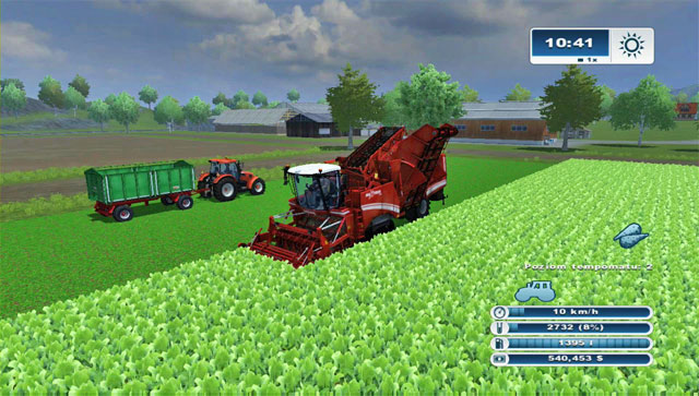 This combine makes growing sugar beets really worth your time. - Growing sugar beets - Agriculture - Farming Simulator 2013 - Game Guide and Walkthrough