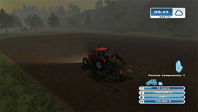 Planting corn can be done with the same planter as sugar beets. - Growing corn - Agriculture - Farming Simulator 2013 - Game Guide and Walkthrough