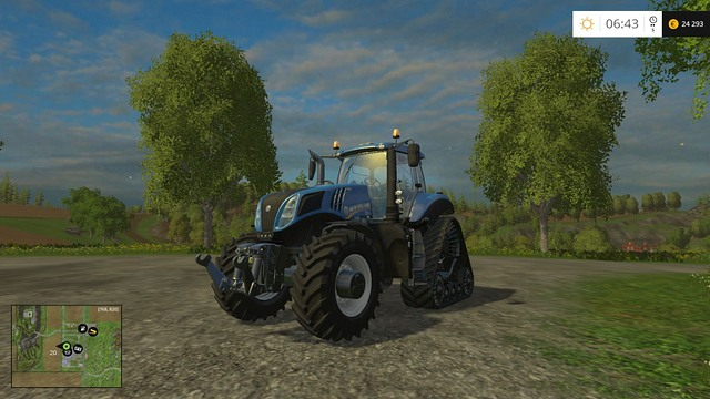 Buying a cutting-edge machine - quicker on easy level, more satisfying on hard level. - Difficulty level - Basics - Farming Simulator 15 Game Guide