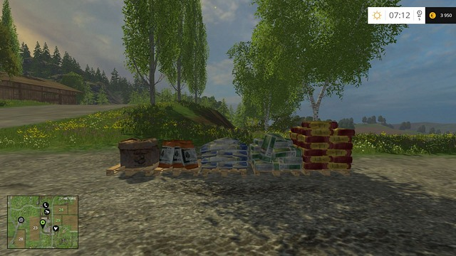 All the necessary seeds. - The farm - buildings and starting machines - Basics - Farming Simulator 15 Game Guide