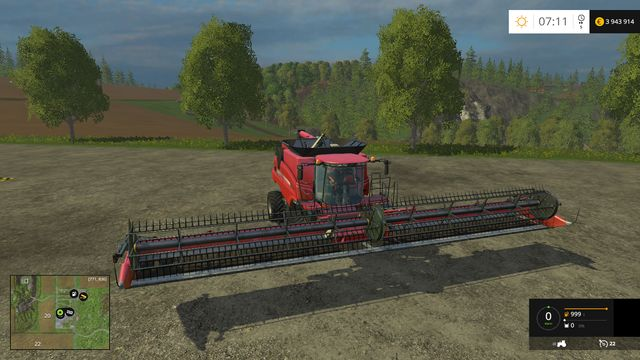 Model: Axial-Flow 9230 - List of Harvesters in Farming Simulator 15 - Machines - Farming Simulator 15 Game Guide