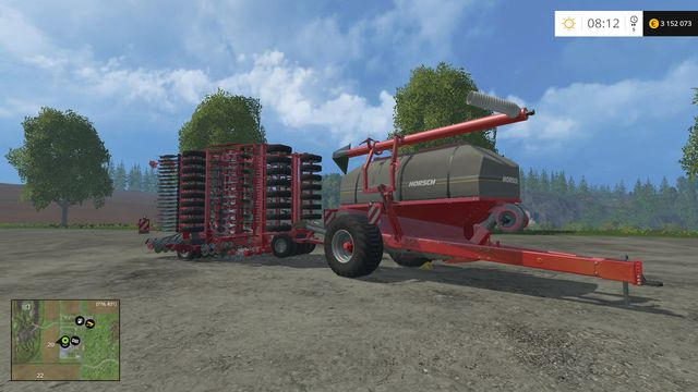 Model: Pronto 9 SW - Sowing machines - Machines - Farming Simulator 15 Game Guide