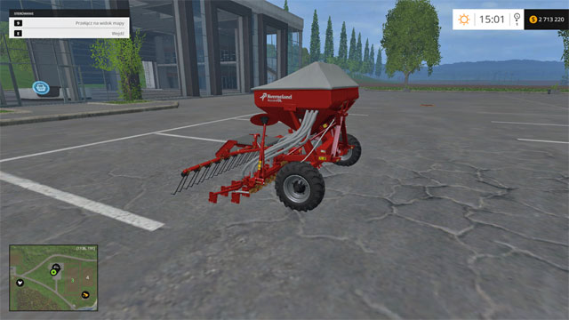 Model: DL - Sowing machines - Machines - Farming Simulator 15 Game Guide