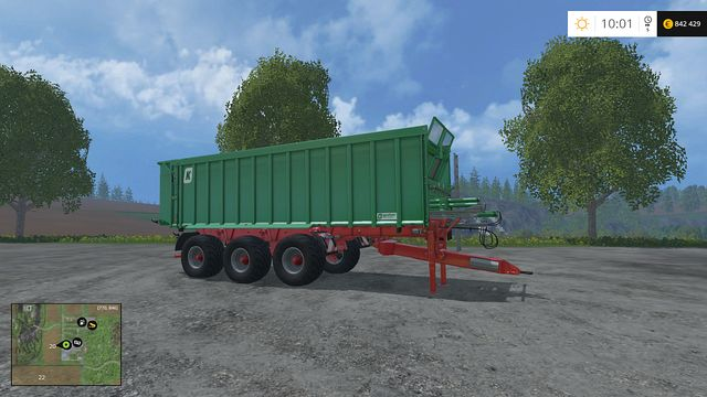 Model: Taw 30 - Tippers - Machines - Farming Simulator 15 Game Guide