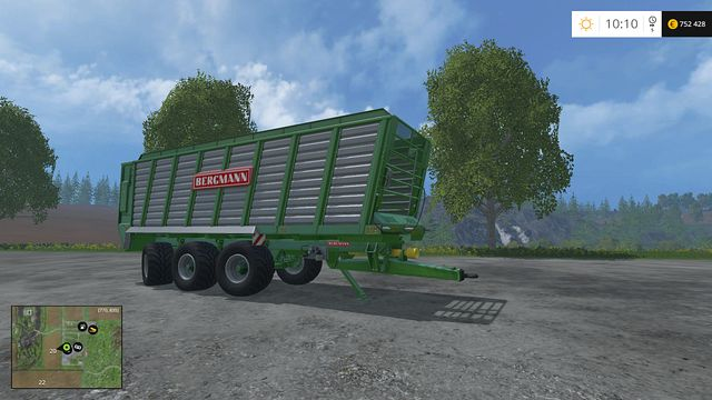 Model: HTW 65 - Tippers - Machines - Farming Simulator 15 Game Guide