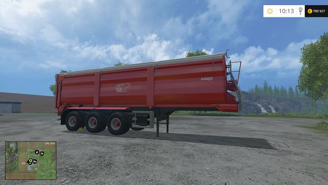 Model: SB 30/60 - Tippers - Machines - Farming Simulator 15 Game Guide