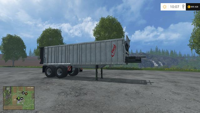 Model: Ass 298 - Tippers - Machines - Farming Simulator 15 Game Guide