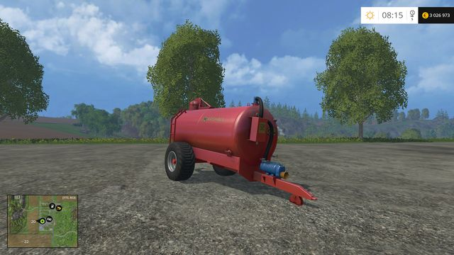 Model: ST 1800 - Slurry tanks - Machines - Farming Simulator 15 Game Guide