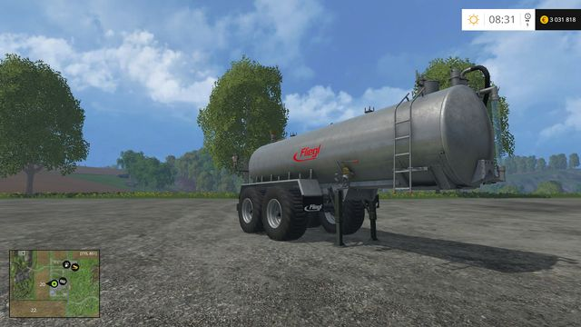 Model: STF 25000 VC - Slurry tanks - Machines - Farming Simulator 15 Game Guide
