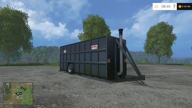 Model: FRC - Slurry tanks - Machines - Farming Simulator 15 Game Guide