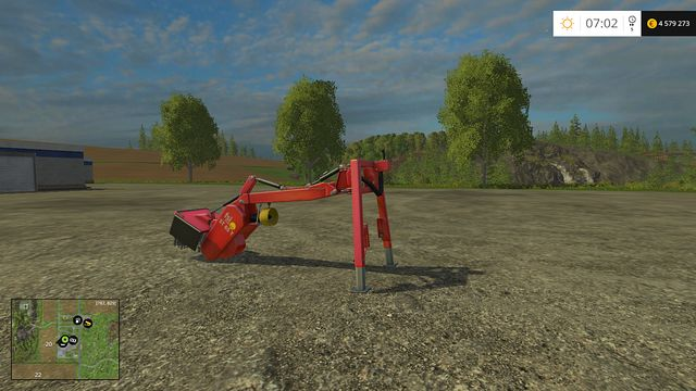 Model: ST 65 T - Forestry equipment - Machines - Farming Simulator 15 Game Guide