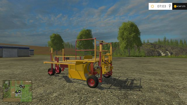 Model: PL 75 - Forestry equipment - Machines - Farming Simulator 15 Game Guide