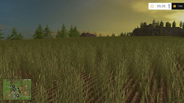 Waiting for another harvest... - Selling the crop and further gameplay - Basics - Farming Simulator 15 Game Guide