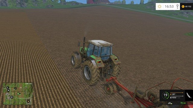 Another sowing machine will have no problem getting the task done on your new fields. - New fields - Basics - Farming Simulator 15 Game Guide