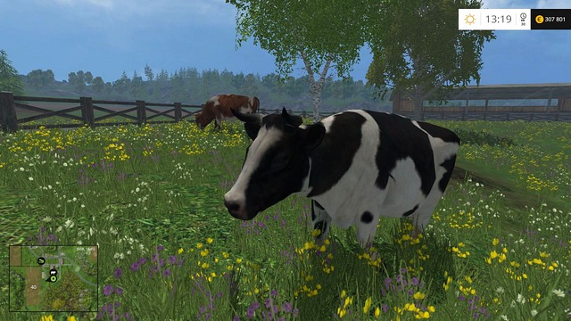...one is happy when his cattle are happy. - Further development - specialization - Basics - Farming Simulator 15 Game Guide