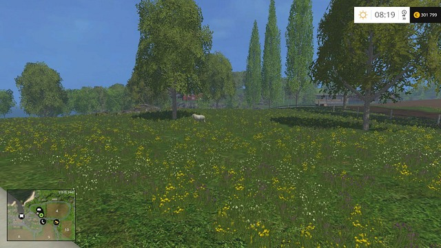 The lost sheep. - Sheep - Animals - Farming Simulator 15 Game Guide