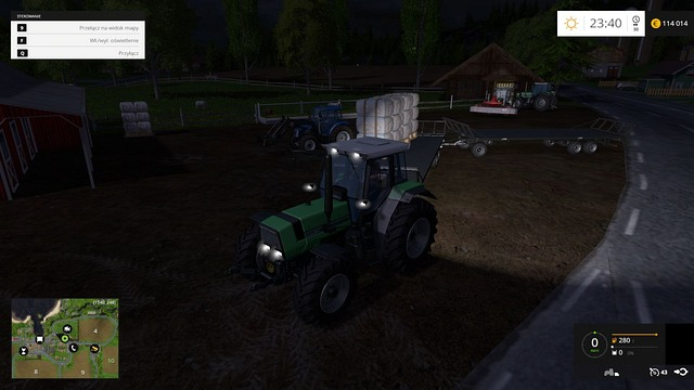 Its very difficult to attach two trailers. - Sheep - Animals - Farming Simulator 15 Game Guide