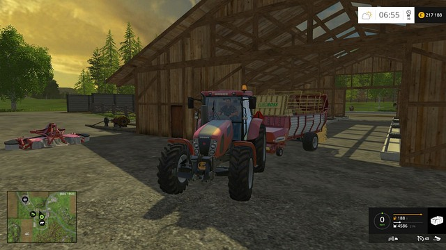 Providing straw will increase the efficiency slightly. It will also start the production of manure. - Cows - Animals - Farming Simulator 15 Game Guide