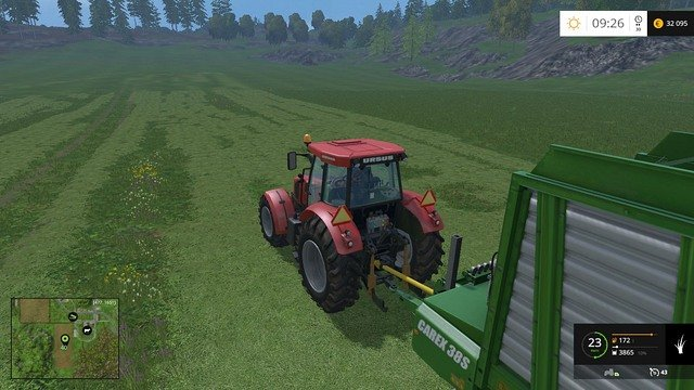 Buying a field near a bigger husbandry. - Cows - Animals - Farming Simulator 15 Game Guide
