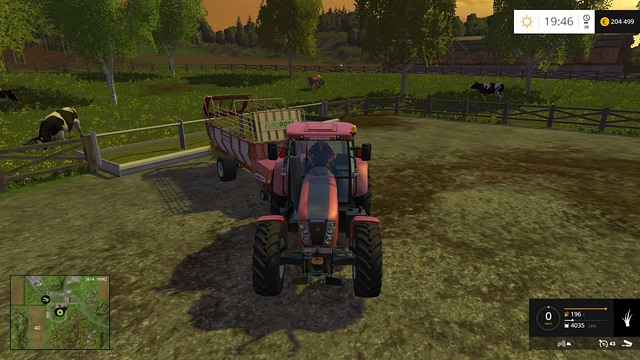 Providing grass is not a problem. - Cows - Animals - Farming Simulator 15 Game Guide