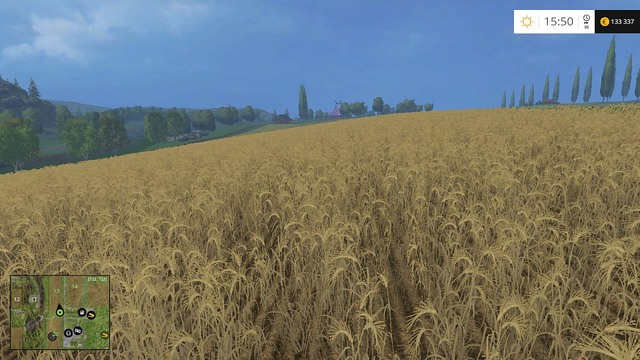 Youll remember me when the west wind moves upon the fields of barley... - Grain - Plants - Farming Simulator 15 Game Guide