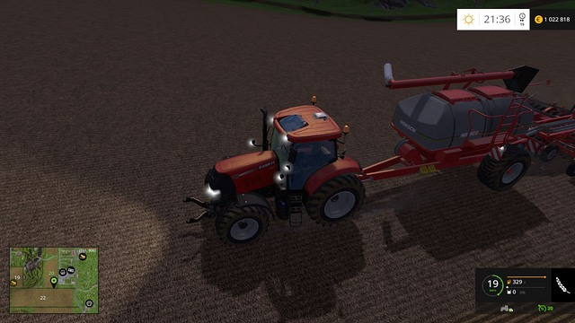 Better machines = more efficient work. - Grain - Plants - Farming Simulator 15 Game Guide