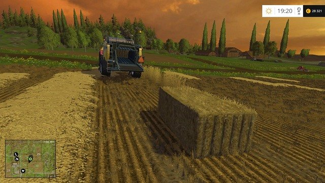 how to make hay in farming simulator 2017