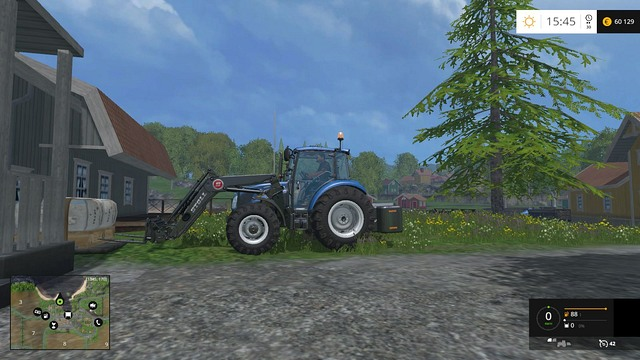 Precision is the key to success. - Transport - Plants - Farming Simulator 15 Game Guide