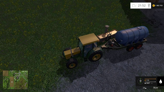 Replenishing water. - Basics - Placing objects - Farming Simulator 15 Game Guide