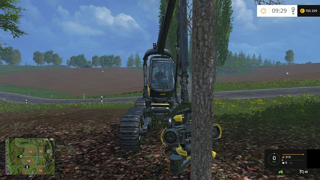 Woodcutting Farming Simulator 15 Game Guide