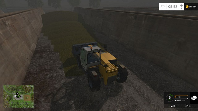The shovel has 2,5x more capacity. - Biogas - a profitable business - Other - Farming Simulator 15 Game Guide