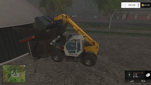 The last element is selling the silage. - Biogas - a profitable business - Other - Farming Simulator 15 Game Guide