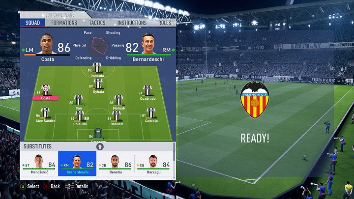 Image result for substitution fut 19