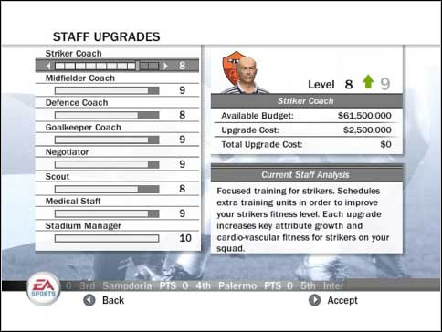 Fifa 08 scouting players fifa 09 stat glitch